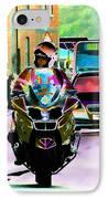 Entourage IPhone Case by Sharon Lisa Clarke