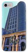 Five Hundred Boylston - Boston Architecture IPhone Case by Julia Springer