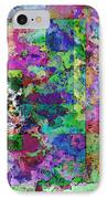 Geometrix  IPhone Case by Debbie Portwood