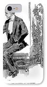 Gibson: Palmistry, 1897 IPhone Case by Granger