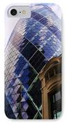 Glass And Stone IPhone Case by John Clark