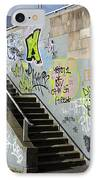 Graffiti IPhone Case by Mark Williamson