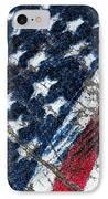 Grand Ol' Flag IPhone Case by Bill Owen