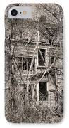 Haunting In Delmarva IPhone Case by JC Findley
