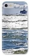 Heading Back Out IPhone Case by Gwyn Newcombe