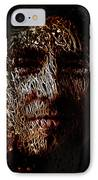 Hollowman IPhone Case by Christopher Gaston