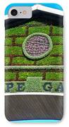 Hope Gate - Quebec City IPhone Case by Juergen Weiss