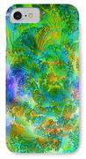 In The Cabbage Patch IPhone Case by Judi Bagwell