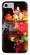 Jiang Tai Gong Fishing IPhone Case by Semmick Photo