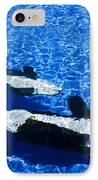 Killer Whales IPhone Case by Dave Fleetham - Printscapes