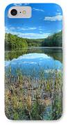 Long Branch Marsh IPhone Case by Adam Jewell