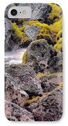 Low Tide IPhone Case by Roger Mullenhour