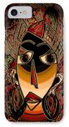 Marali IPhone Case by Natalie Holland