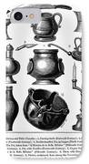 Medieval Utensils IPhone Case by Granger