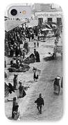 Mexico City - C 1901 IPhone Case by International  Images