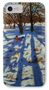 Midwinter IPhone Case by Andrew Macara
