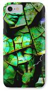 Mother Earth IPhone Case by Yvon van der Wijk