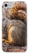 My Nut IPhone Case by Robert Bales