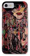 Mystery IPhone Case by Natalie Holland