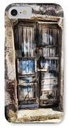 Old Door IPhone Case by Mauro Celotti