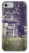 Old Shed IPhone Case by Joana Kruse