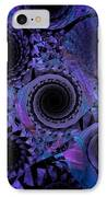 Optical Illusion IPhone Case by Andee Design
