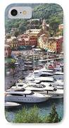Portofino IPhone Case by Marilyn Dunlap