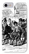 Presidential Campaign, 1824 IPhone Case by Granger