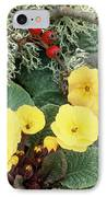 Primroses IPhone Case by Archie Young