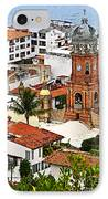 Puerto Vallarta IPhone Case by Elena Elisseeva