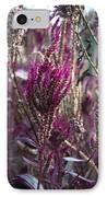 Purple Haze IPhone Case by Bill Cannon