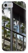 Reflections Of Tampa IPhone Case by Carol  Bradley
