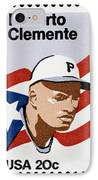 Roberto Clemente IPhone Case by Granger