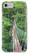 Sky Bridge 2 IPhone Case by Aimee L Maher Photography and Art Visit ALMGallerydotcom