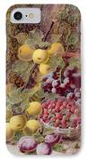 Still Life With Fruit IPhone Case by Oliver Clare