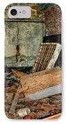 Stonehaven Rehab IPhone Case by Steve Harrington