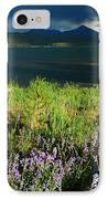 Storm In Dillon IPhone Case by Lynn Bauer
