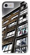 Stralauer Platz 29 - 31  IPhone Case by Juergen Weiss