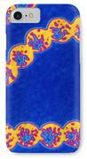 Streptococcus Bacteria IPhone Case by Pasieka
