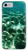 Stromatolites IPhone Case by Peter Scoones