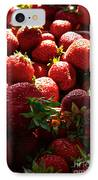 Sun Ripened IPhone Case by Susan Herber