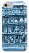 The Majestic Coliseum IPhone Case by Luciano Mortula