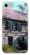 This Old House IPhone Case by Eva Kaufman