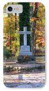 To The Unknown Dead IPhone Case by Renee Trenholm