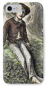 Tom Sawyer, 1876 IPhone Case by Granger