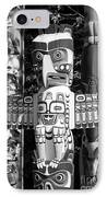 Totems IPhone Case by Chris Dutton