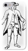 Trademark: Quaker Oats IPhone Case by Granger