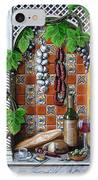 Traditions IPhone Case by Joan Garcia