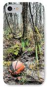 Unfulfilled Dreams  IPhone Case by JC Findley