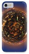 Urban Planet IPhone Case by Elena Elisseeva